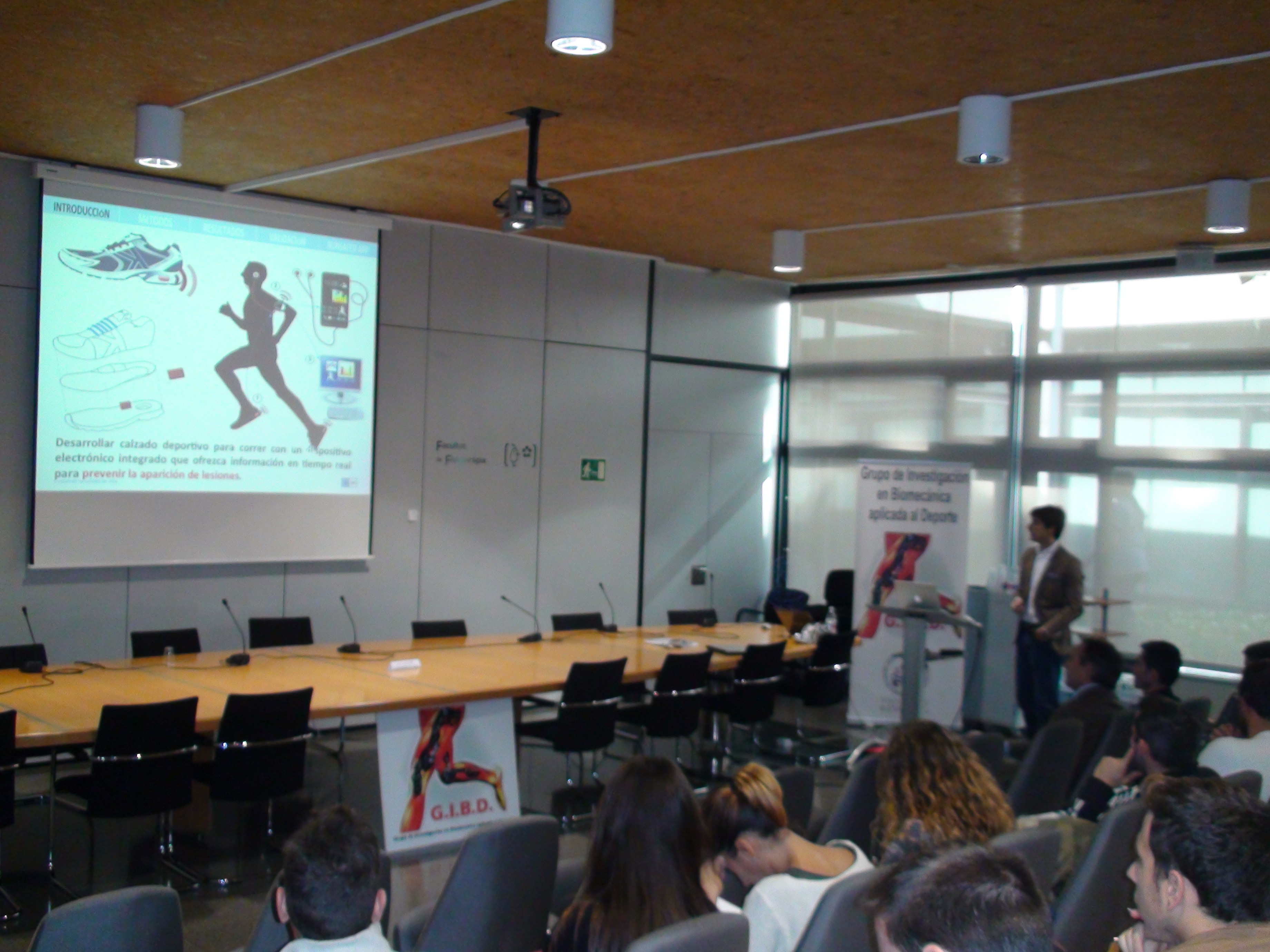 RUNSAFER in a Conference of Biomechanical Research