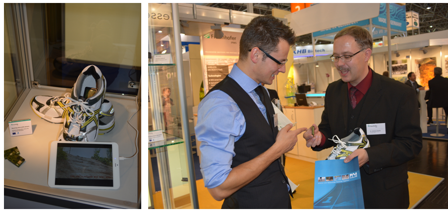 RUNSAFER in MEDICA 2014